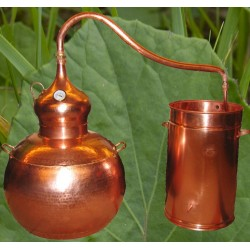 Destille Copper Alembic - 100 L
