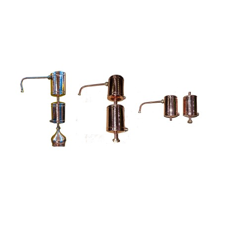 Alcohol Distiller Moonshine Thumper Copper