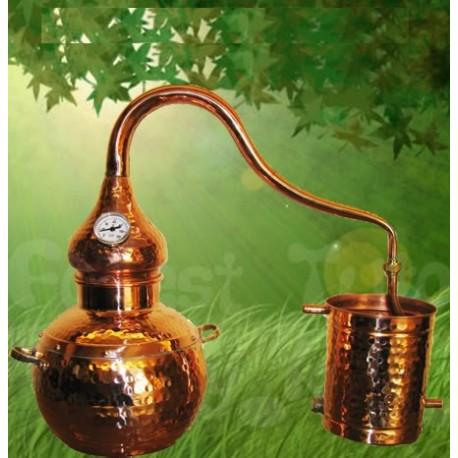 Destille Copper Alambic - 3 L