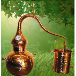 Destille Copper Alambic - 5 L