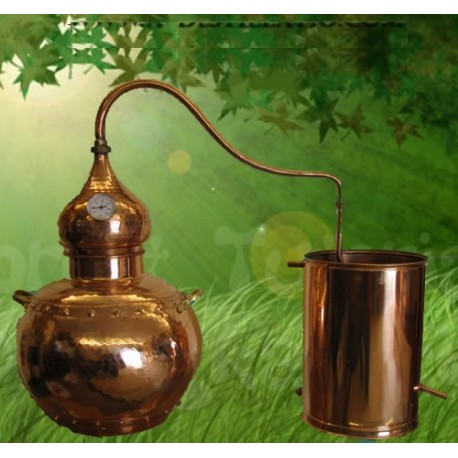 Copper Alambicco - 40 L