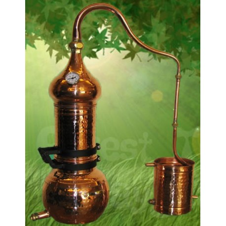 Column Alembic Copper 10 L
