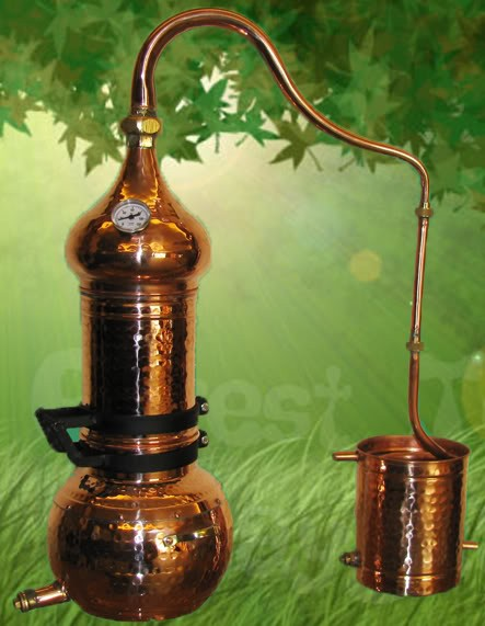 Snippet Copper Tips The Nailasaurus: Alambic,destille, Alambico,distillation,Whiskey Making
