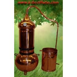 Column Alembic Copper 60 L