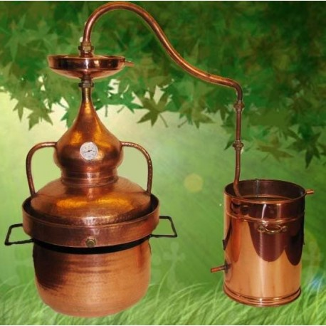 Alembic Still - Water Sealing System 5L