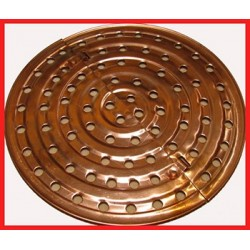 Copper Sieve Tray 15L