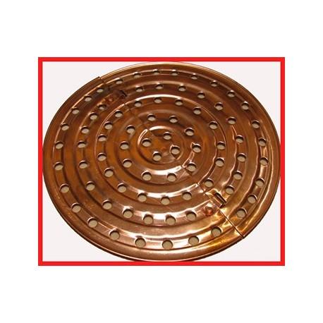 Copper Sieve Tray 15 L