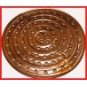 Copper Sieve Tray 70 L
